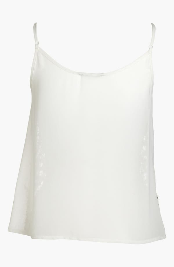 Alternate Image 3  - ASTR Studded Crochet Tank