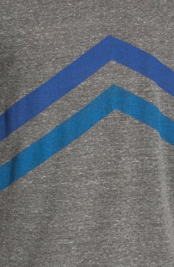 Alternate Image 3  - Threads for Thought Chevron Stripe Print Tank Top