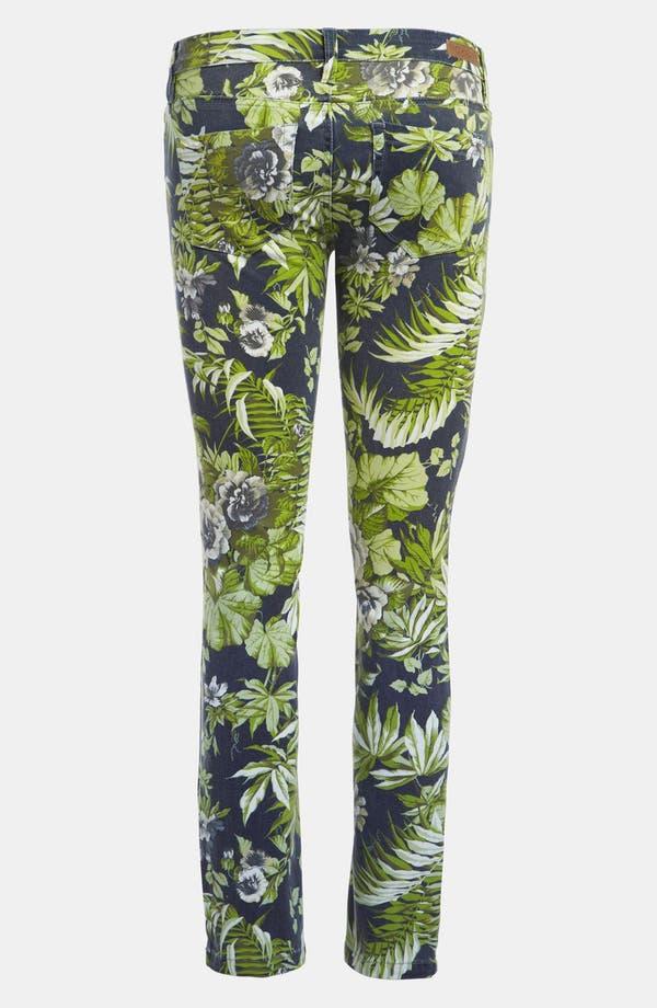 Alternate Image 3  - BLANKNYC 'Tropical Rain - The Stick Shift' Cigarette Leg Jeans