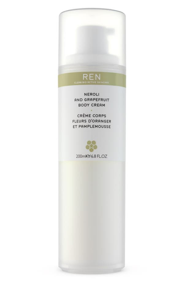 Main Image - SPACE.NK.apothecary REN Neroli & Grapefruit Body Cream