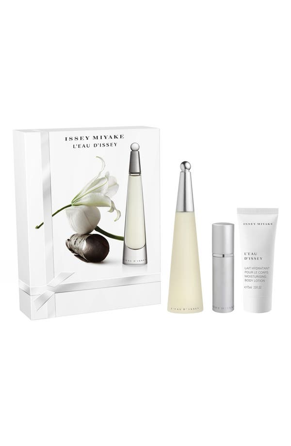 Alternate Image 1 Selected - Issey Miyake 'L'Eau d'Issey' Gift Set