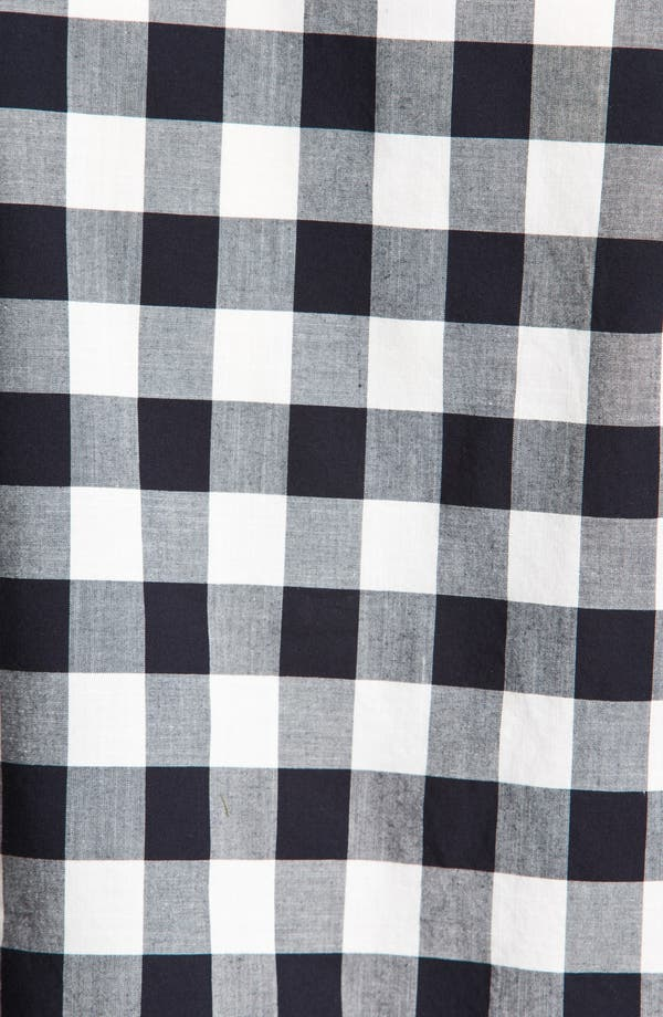 Alternate Image 3  - Burberry Brit 'Henry' Short Sleeve Trim Fit Sport Shirt