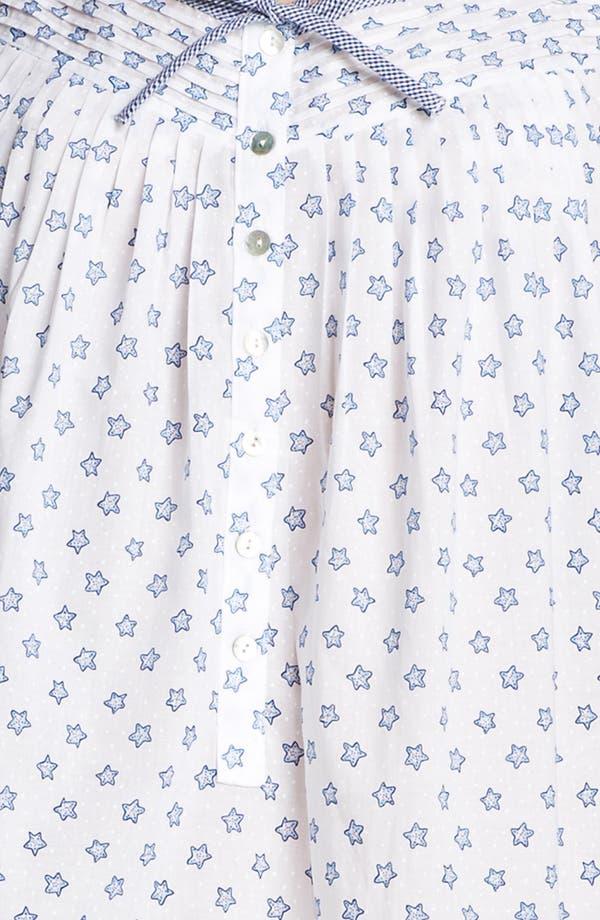 Alternate Image 3  - Eileen West 'Starfish Cove' Short Nightgown