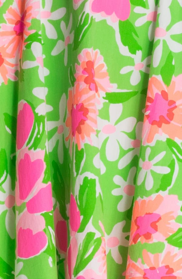 Alternate Image 3  - Lilly Pulitzer® 'Freja' Print Fit & Flare Dress
