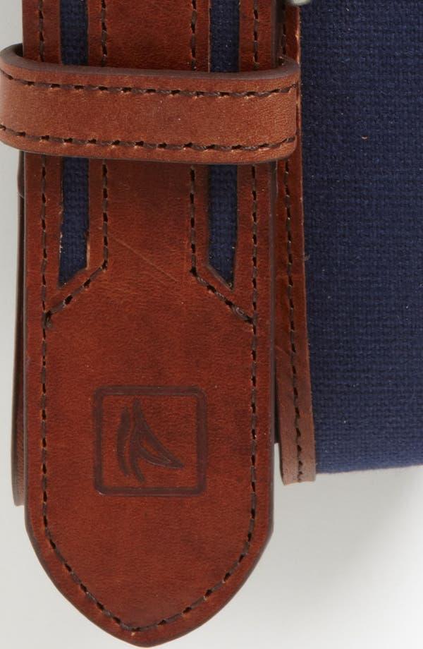 Alternate Image 2  - Sperry Top-Sider® 'Cut Edge' Belt