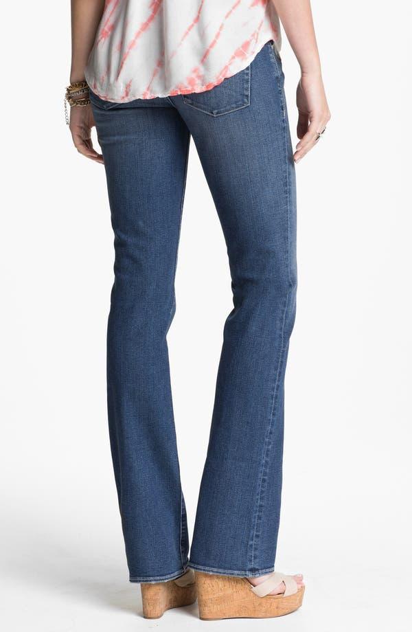 Alternate Image 2  - Articles of Society 'Kendra' Bootcut Jeans (Medium Wash) (Juniors)