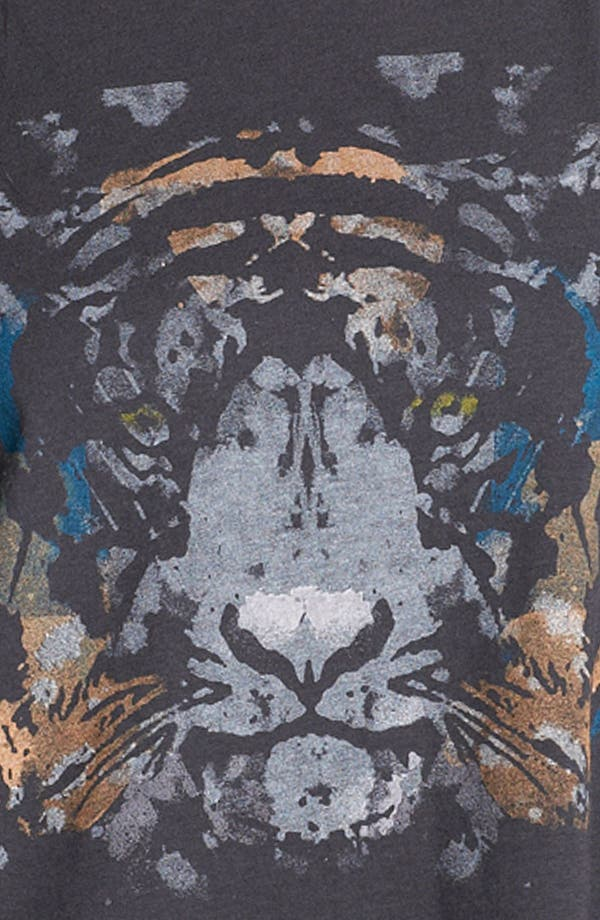 Alternate Image 3  - Malibu Native 'Tiger Face' Tee (Juniors)