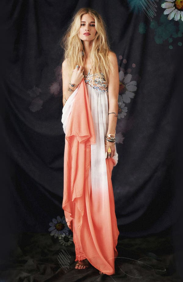 Alternate Image 4  - Free People 'Snake Goddess' Maxi Dress