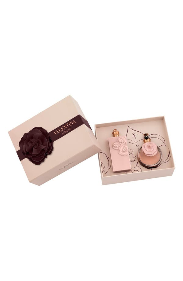 Alternate Image 1 Selected - Valentino 'Valentina Assoluto' Gift Set ($167 Value)