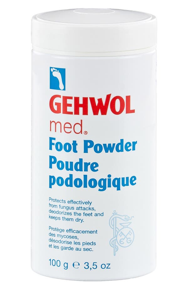 Alternate Image 1 Selected - GEHWOL® GEHWOLmed® Foot Powder