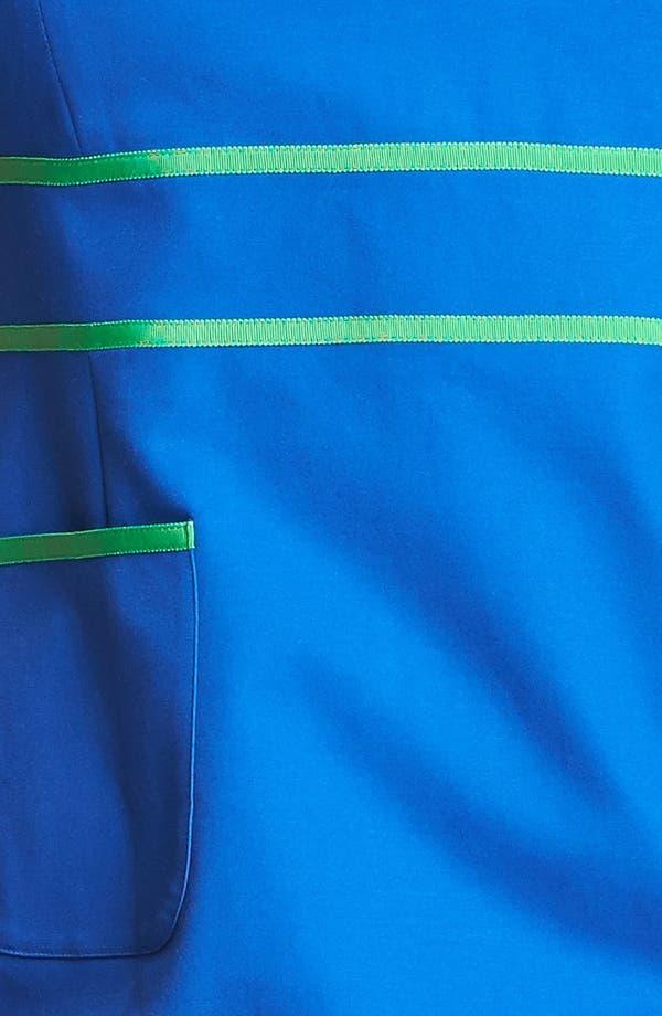 Alternate Image 3  - Anne Klein Contrast Trim Sheath Dress (Plus Size)