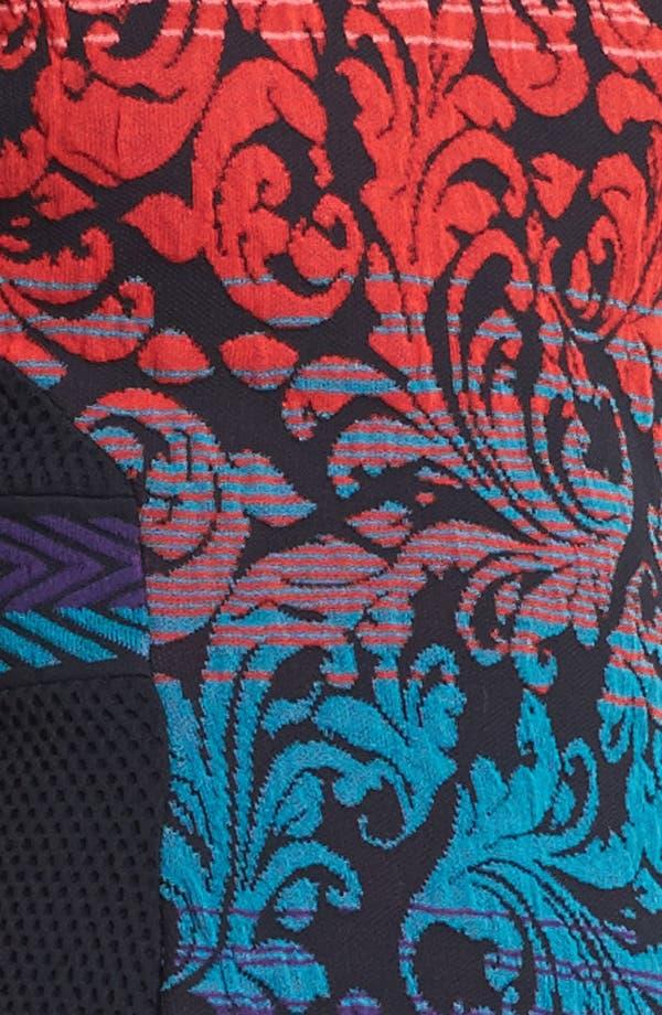 Alternate Image 4  - M Missoni Brocade Intarsia Knit Dress