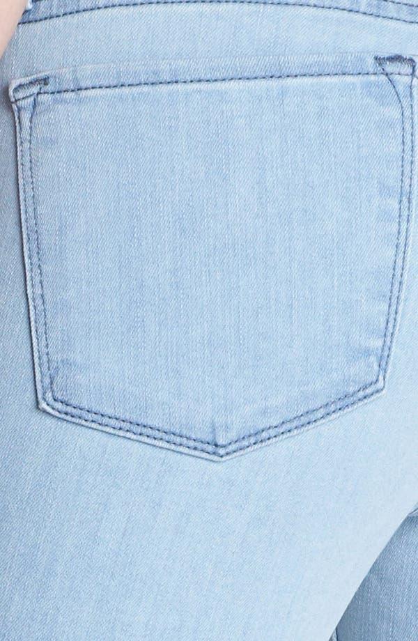 Alternate Image 3  - J Brand Pencil Leg Stretch Jeans (Beautiful Blue)