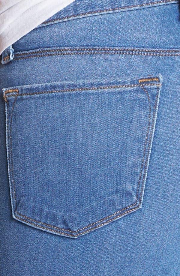 Alternate Image 3  - J Brand '620' Mid-Rise Skinny Jeans (Lucas)