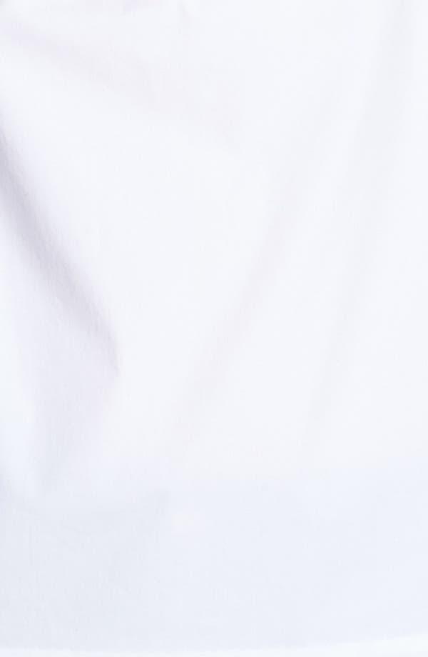 Alternate Image 3  - kate spade new york 'estella' stretch cotton top