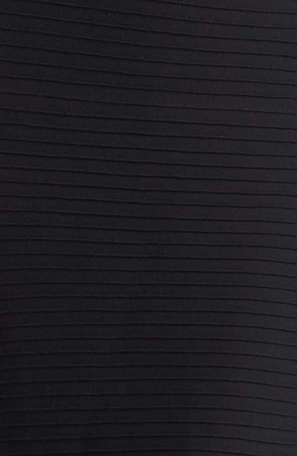 Alternate Image 3  - Tadashi Shoji One Shoulder Lace Detail Gown