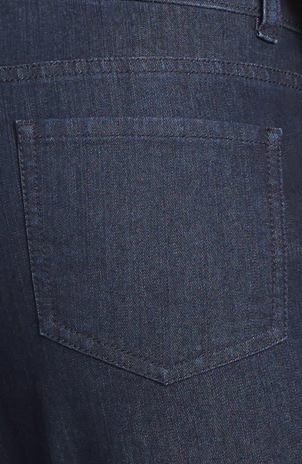 Alternate Image 3  - Lafayette 148 New York Curvy Fit Crop Jeans