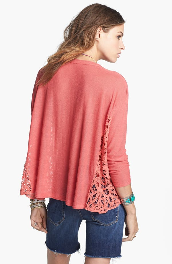 Alternate Image 2  - Free People 'Love Me Do' Pullover