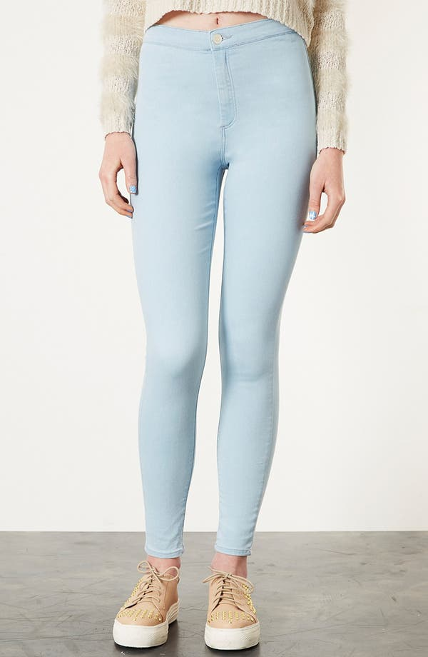 Alternate Image 1 Selected - Topshop Moto 'Joni' Skinny Jeans