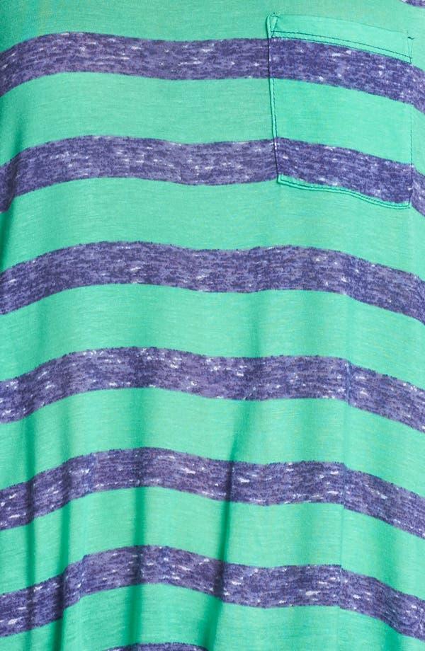 Alternate Image 3  - Splendid Heathered Stripe Tee