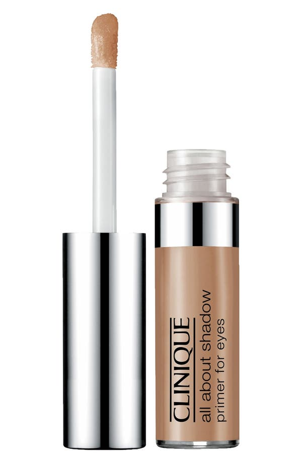 Main Image - Clinique 'All About Shadow' Primer