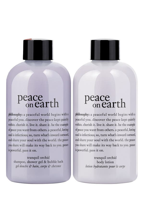 Alternate Image 2  - philosophy 'peace on earth' duo (Nordstrom Exclusive)