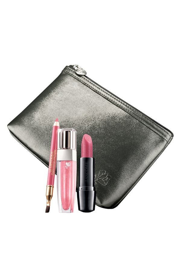 Alternate Image 1 Selected - Lancôme 'A Toast to L'Absolu Rouge' Lip Set ($74 Value)