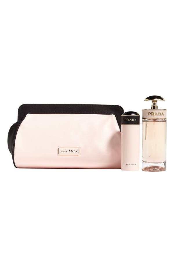 Alternate Image 1 Selected - Prada 'Candy L'Eau' Holiday Set ($113 Value)