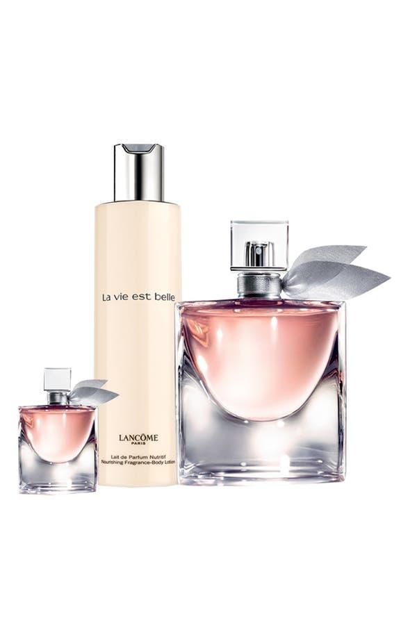 Main Image - Lancôme 'La Vie est Belle' Holiday Inspirations Set ($148.50 Value)