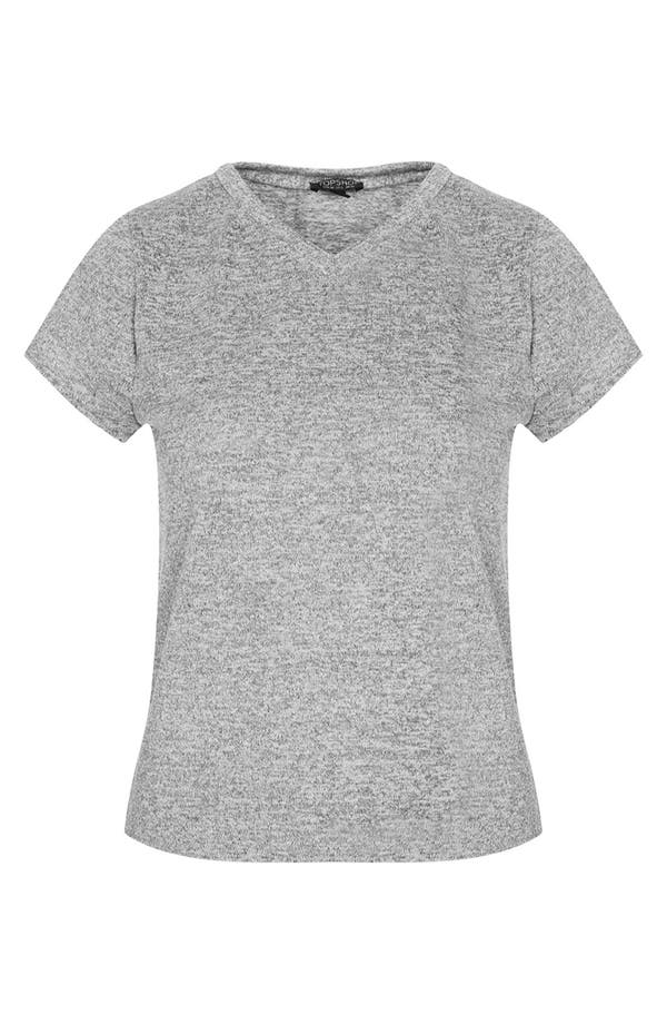 Alternate Image 4  - Topshop 'The Collection Starring Kate Bosworth' V-Neck Tee