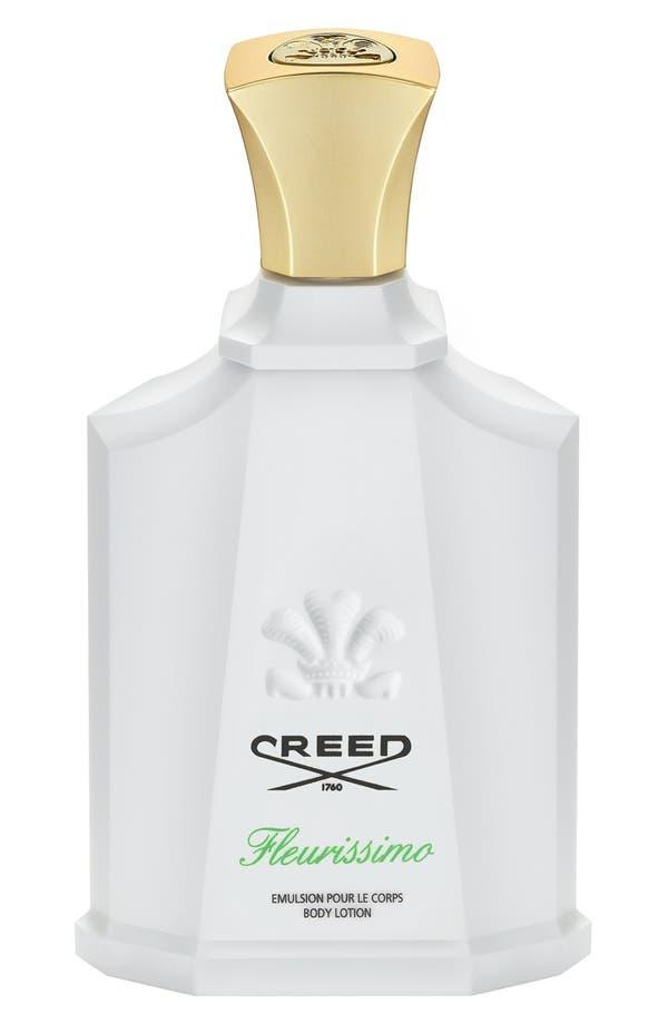 Main Image - Creed 'Fleurissimo' Body Lotion