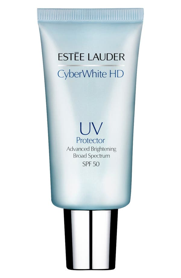 Alternate Image 1 Selected - Estée Lauder 'CyberWhite HD' UV Protector Advanced Brightening Broad Spectrum SPF 50 Primer