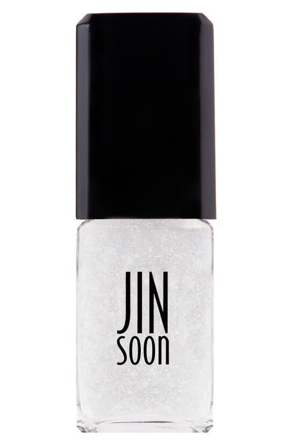 Main Image - JINsoon 'Polka White' Nail Lacquer
