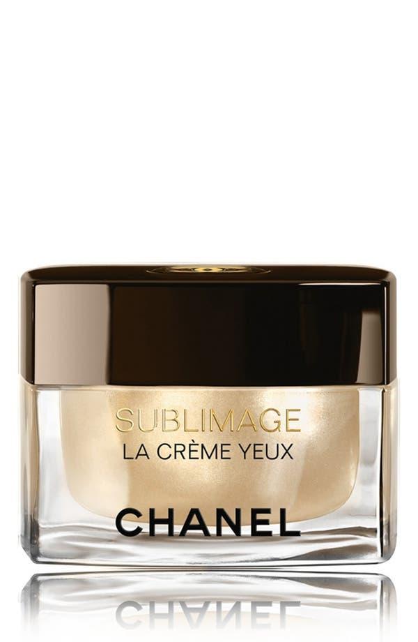 Main Image - CHANEL SUBLIMAGE LA CRÈME YEUX Ultimate Regeneration Eye Cream