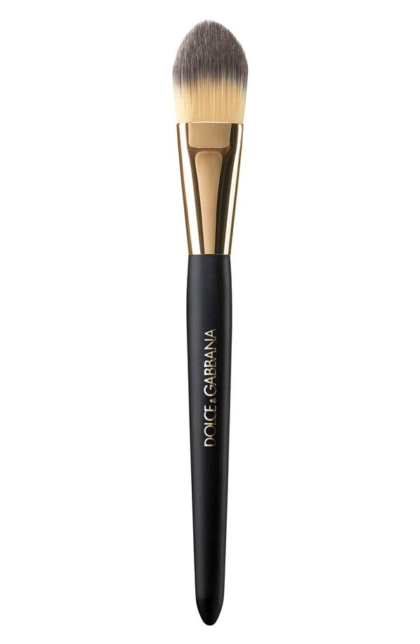 DOLCE&GABBANA BEAUTY Foundation Brush