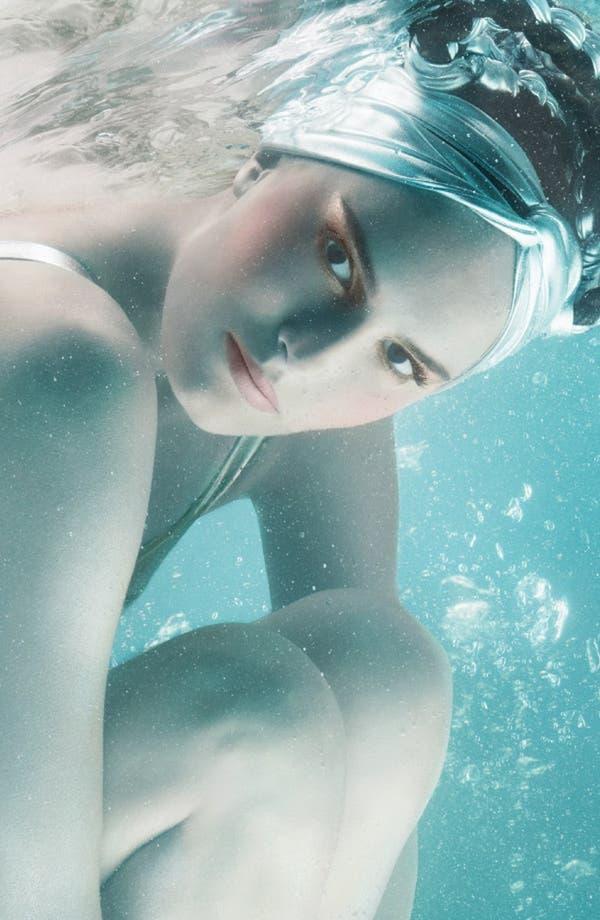 Alternate Image 2  - M·A·C 'Alluring Aquatic' 127 Split Fiber Face Brush (Limited Edition)