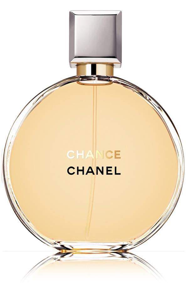 Alternate Image 1 Selected - CHANEL CHANCE  Eau de Parfum Spray
