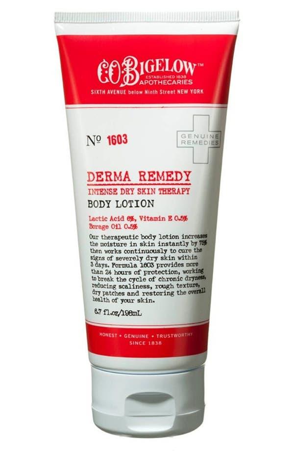 Alternate Image 1 Selected - C.O. Bigelow® Derma Remedy Body Lotion