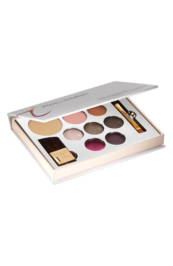 JANE IREDALE Color Sample Medium Dark Kit