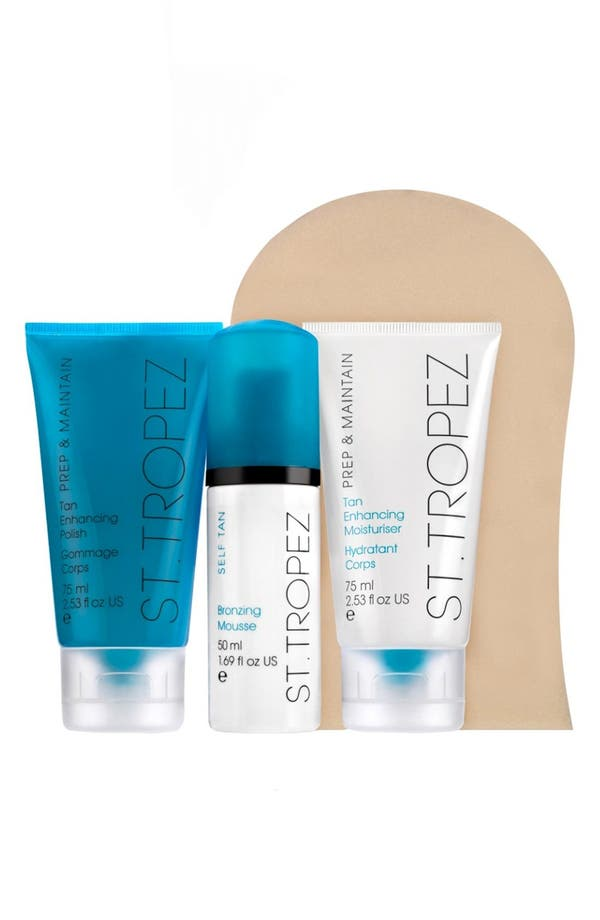 Alternate Image 1 Selected - St. Tropez Self Tan Starter Kit (Limited Edition)