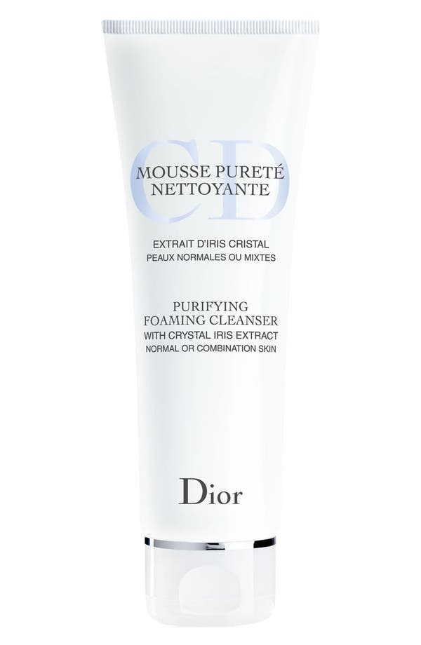 Alternate Image 1 Selected - Dior Purifying Foam Cleanser for Normal or Combination Skin