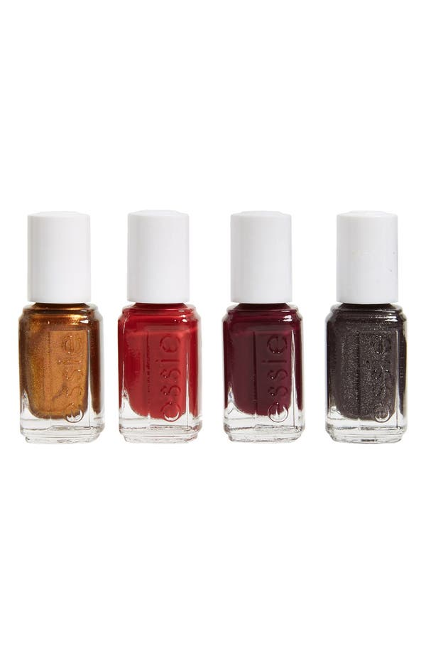 Alternate Image 1 Selected - essie® 'Fall 2015' Mini Four-Pack
