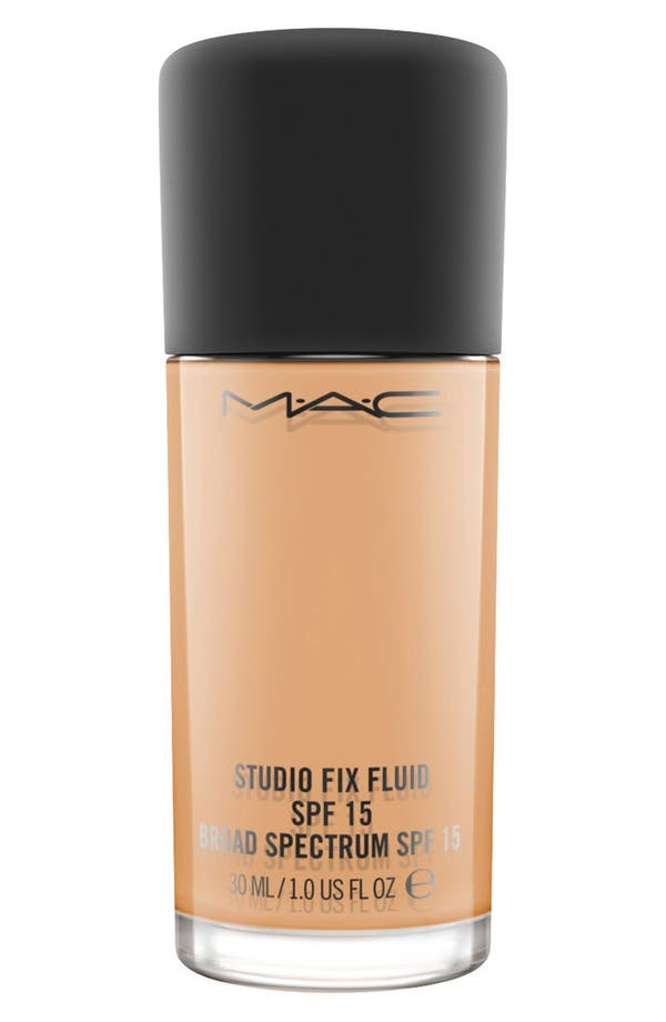 Alternate Image 1 Selected - MAC M·A·C Studio Fix Fluid Foundation SPF 15