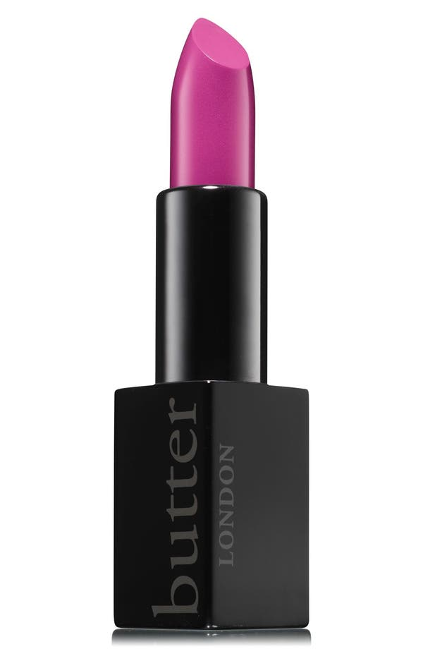 BUTTER LONDON 'Plush Rush' Lipstick