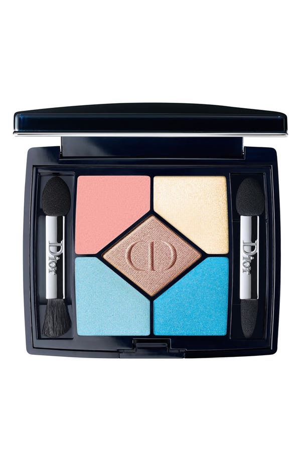 Alternate Image 1 Selected - Dior '5 Couleurs - Polka Dots' Eyeshadow Palette (Limited Edition)