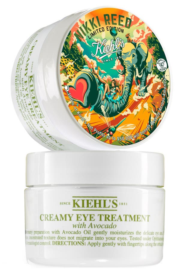 Main Image - Nikki Reed for Kiehl's Since 1851 Creamy Eye Treatment with Avocado (Limited Edition)