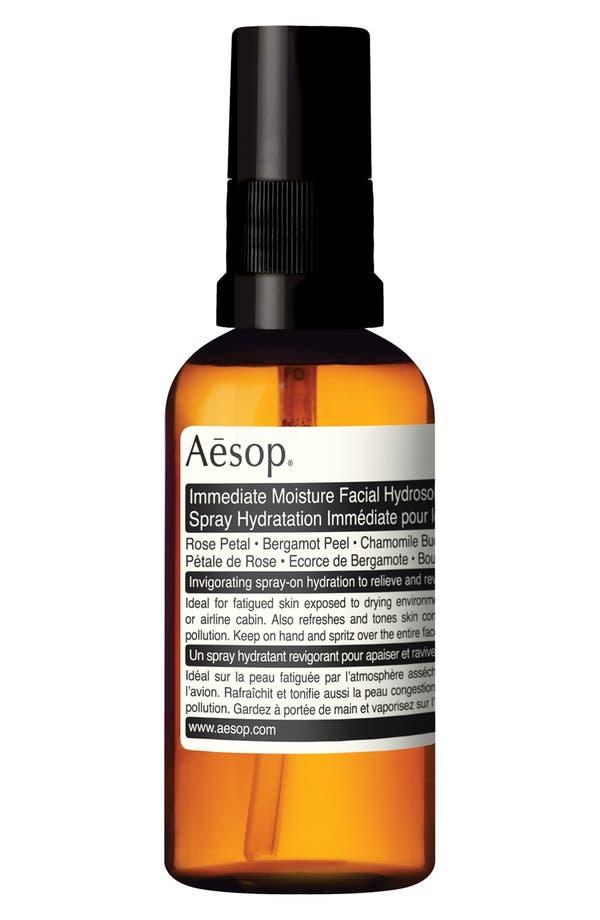 Alternate Image 1 Selected - Aesop Immediate Moisture Facial Hydrosol