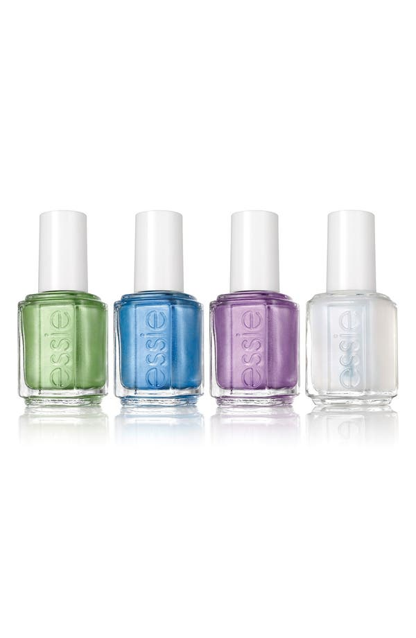ESSIE 'Slick Oil Paint' Mini Four-Pack