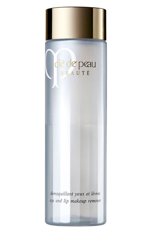 CLÉ DE PEAU BEAUTÉ Eye & Lip Makeup