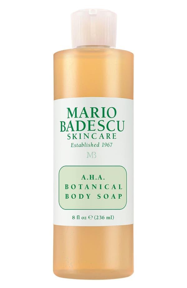 Alternate Image 1 Selected - Mario Badescu A.H.A. Botanical Body Soap